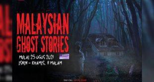 Malaysian Ghost Stories Drama
